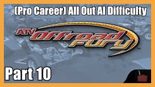(A Lot Of Practice) ATV Offroad Fury Pro Career Part #10