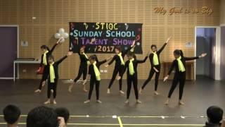 Dance - My God is so big