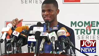 'The state looked on for NAM 1 to sponsor our league - Sammy Gyamfi.
