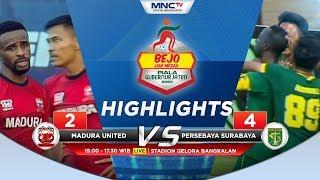 Madura United Vs Persebaya  Ft 2-4  - Highlights Bejo Jahe Merah Piala Gubernur Jatim 2020