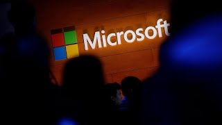 Gambar cover Microsoft caught up to Apple in market value