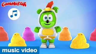 The Chicken Dance - Gummibär - The Gummy Bear Music Video