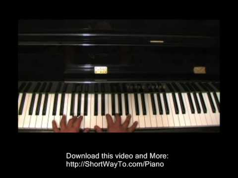Piano piano chords practice for beginners : Beginner Piano Lessons: Practicing 7th Chords. How to play piano ...