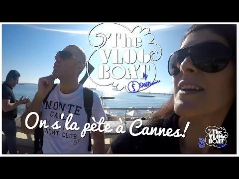 VLOGBOAT3 -2: On se la pète à Cannes! (Pull & Bear, tête de Zizi, Ladurée, Palais des Festivals...)
