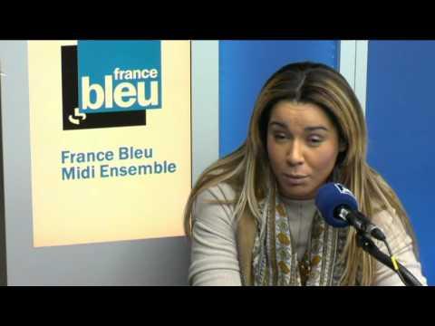 Chimène Badi de Daniela Lumbroso - France Bleu Midi Ensemble