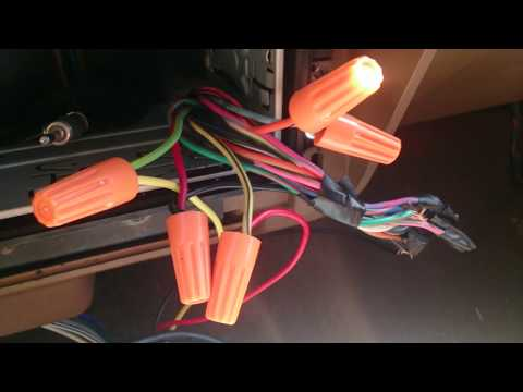 Radio Wiring for 1987-1991 Ford Bronco (and F150) | Part I - YouTubeYouTube