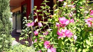 Freizeitcenter Oberrhein Sanitäranlagen mit privater Familienwaschkabine