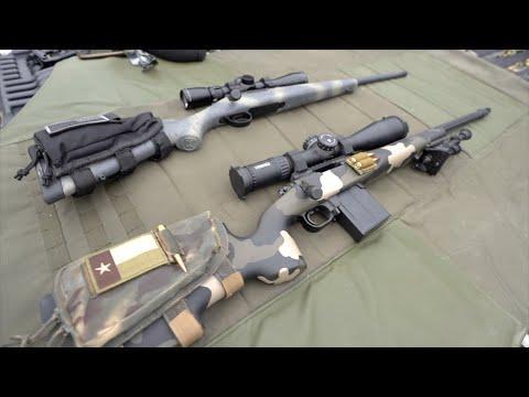 Hunting Rifle vs. Tactical Rifle