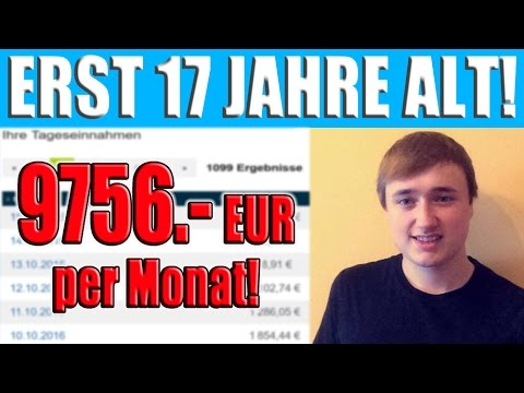 Interview mit Deutschland`s jüngsten Internet Marketer!