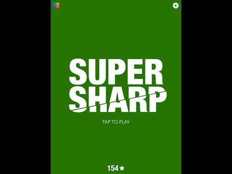 Super Sharp: Section 8 Walkthrough & Solutions (Levels 8-1 to 8-15, except 10) ALL STARS