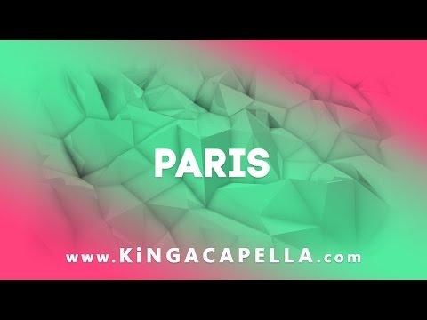 The Chainsmokers - Paris (DIY Acapella)
