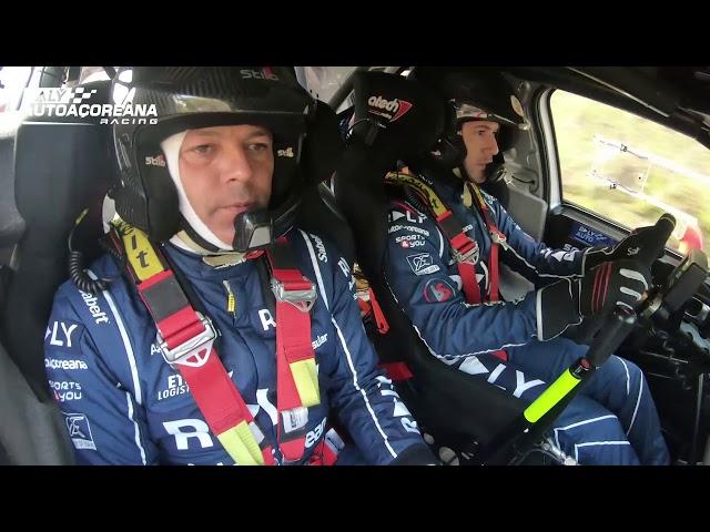 TESTES - 54° Azores Rallye
