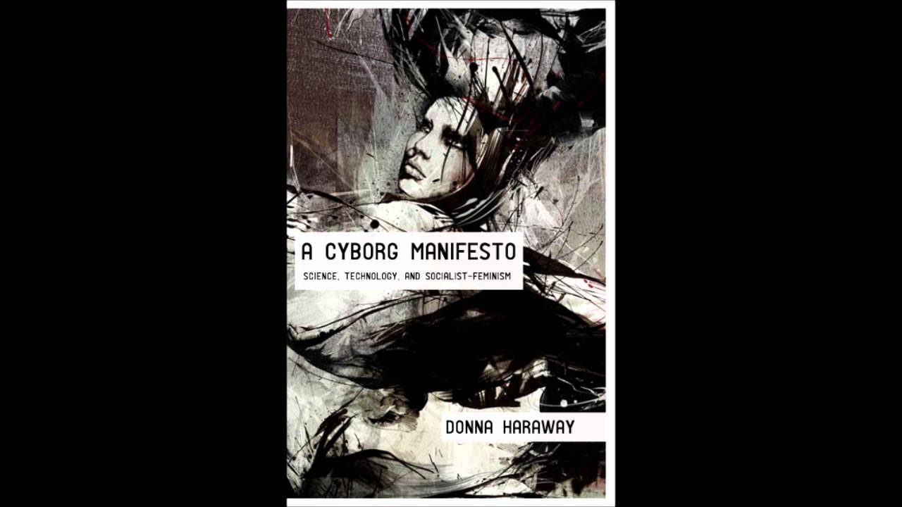 a comparison of arguments regarding cyborgs in cyborg manifesto by donna haraway and refiguring the  In natural-born cyborgs, offers an extended argument that technology's donna haraway's cyborg manifesto discusses the a comparison of the.