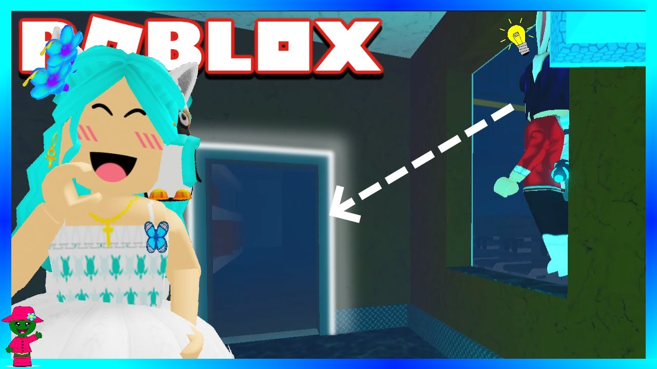 I KNEW SHE WOULD COME THIS WAY!! (Roblox Flee The Facility)