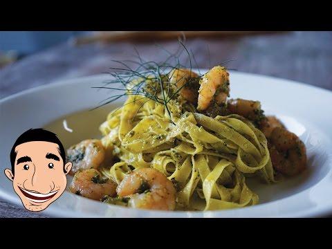 Prawn Pasta Recipe, the Most Amazing Prawns Pasta Ever | HuffPost Life