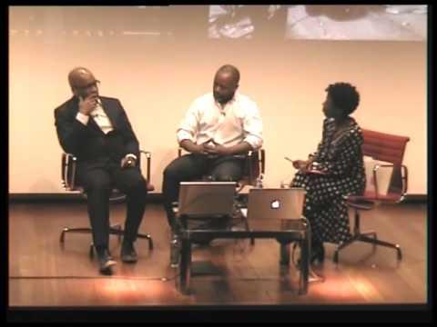 A Conversation - Theaster Gates, Glenn Ligon and Thelma Golden
