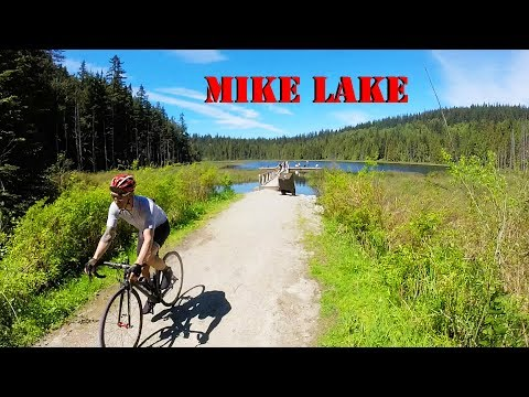 Adventure to Mike Lake    Dealing With the Heat