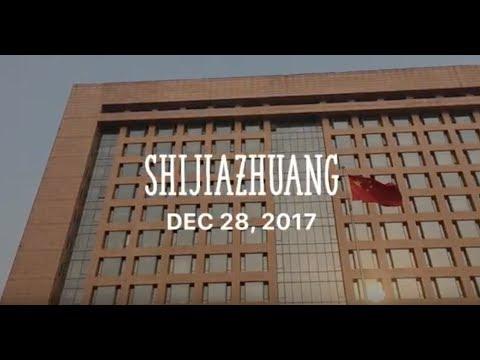 TRAVEL DIARY pt. 1 | Shijiazhuang, China