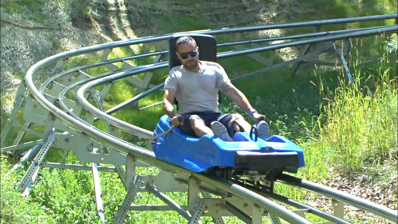 Beast Mountain Coaster Hd Pov Killington Resort Vermont Youtube