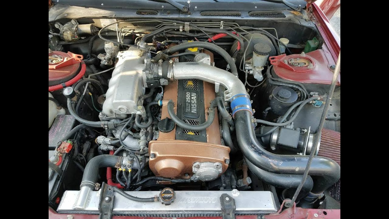 Nissan Skyline Rb25det Timing Belt And Water Pump Youtube