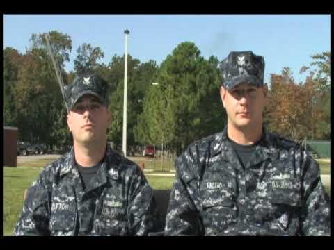 Navy Reserve H1N1 Video