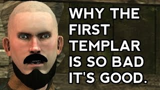 Why The First Templar is so bad it's good - minimme