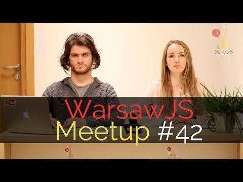 WarsawJS Meetup #42 - Invitation