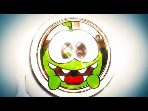 Om Nom Stories - Time Travel - Cut The Rope - Funny cartoons