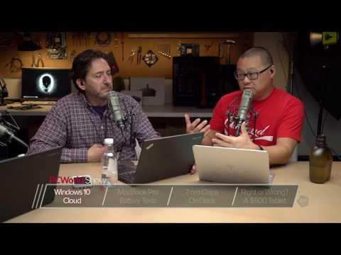 Windows 10 Cloud and Creators update - PCWorld Show #39 (Part 1 of 4)
