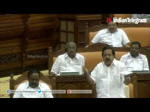 Ramesh Chennithala Kerala Legislative Assembly
