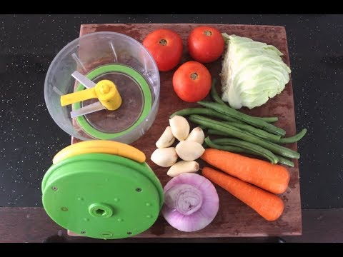 Prestige chopper review/How to use vegetable chopper/Vegetable chopper