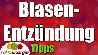 Tipps gegen Blasenentzündung