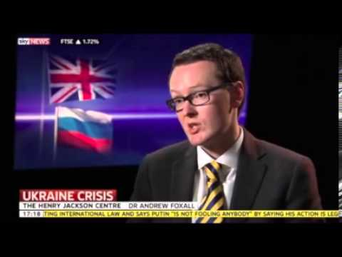 March 4th: Dr Andrew Foxall on Sky News examining ...