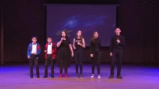 Команда КВН школа 1 Первая официальная Домашнее задание
