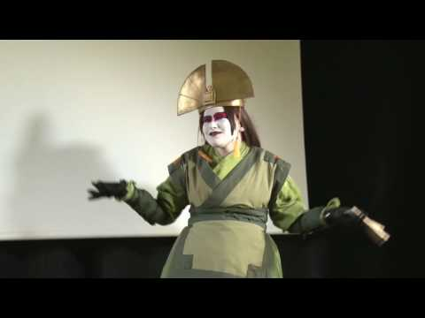 related image - Dijon Saiten 2016 - Concours Cosplay Dimanche - 07 - Avatar The Last Airbender - Kyoshi