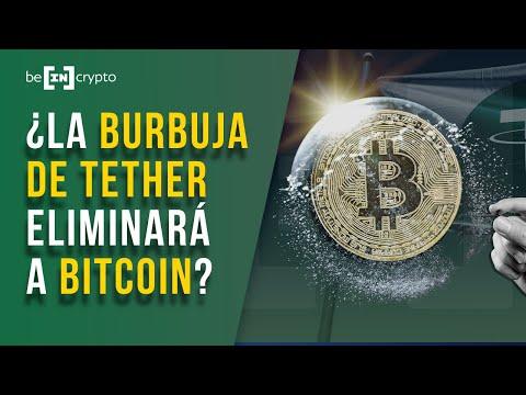 Compras institucionales de + 16.000 BTC + Caso del FUD de Tether ¿Es una BURBUJA?