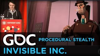 Designing Procedural Stealth for Invisible Inc.