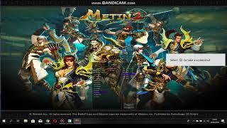 Metin2 Harici ekran kartı ile Çalışmıyor !! Game Forge Kanıtlı!!!