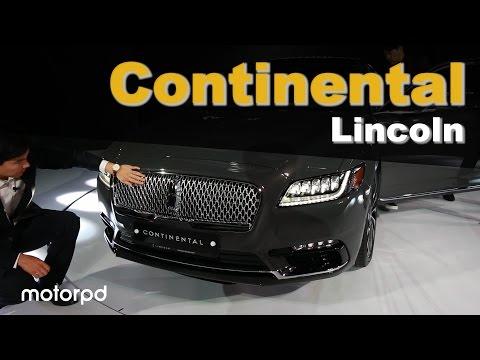 링컨 컨티넨탈 미디어 출시회 다녀왔습니다~! (Lincoln Continental Media Showcase) | 모터피디 motorpd