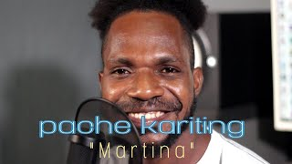 MARTINA cover Ronny Gwenjau ( Pache Kariting )