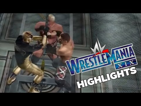 nL Highlights - WRESTLEMANIA XIX! (Twitch Front Page!)