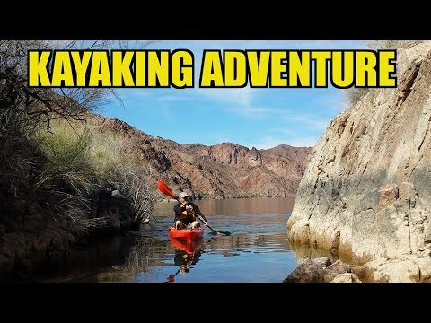 Kayaking: Colorado River - Arizona and Nevada