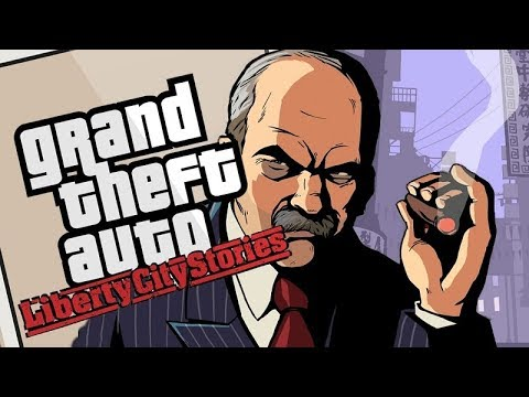 Смотрим Мобильную Версию Grand Theft Auto Liberty City Stories Mobile !!! Это Лучшая Часть GTA !!!