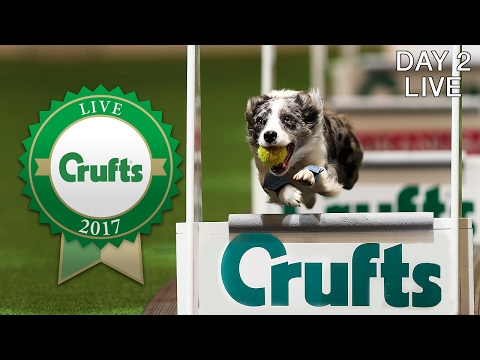 Day 2 Live | Crufts 2017
