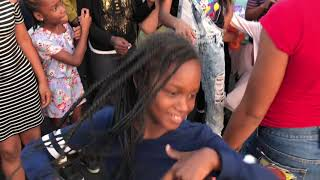 Rawest Lil Girl Street Dancers EVER! Pt. 1 | OfficialTSquadTV | Tommy The Clown |