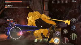 ANIMUS (IRE) STAND ALONE MOBILE DIFFICULTY TWO BOSS FIGHT ALL CLEAR GAMEPLAY!