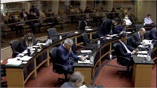 CCJ aprova proposta de linha de crédito para prevenir desastres naturais