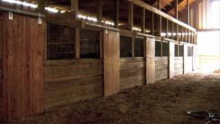 147 Acre Horse Farm For Sale--24 Stalls--Large Pond- Lexington, Georgia