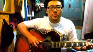 吉田拓郎さんの花嫁になる君にを歌いましたヾ(*´∀`*)ノ この曲の奏法は...