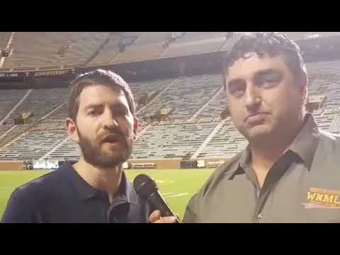 Hilarious Post Game Interview Georgia Vs Tennessee 2017